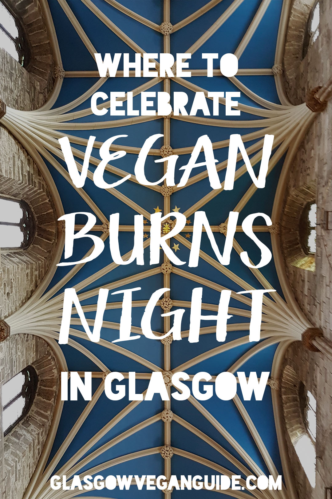 Do you love the songs and poems of Scotland's National bard, Robert Burns? Or do you simply love the tradition of a proper haggis supper at this time of the year? Being vegan doesn't mean you can't celebrate Burns Night, and here are some vegan Burns Night celebrations in Glasgow to prove it!